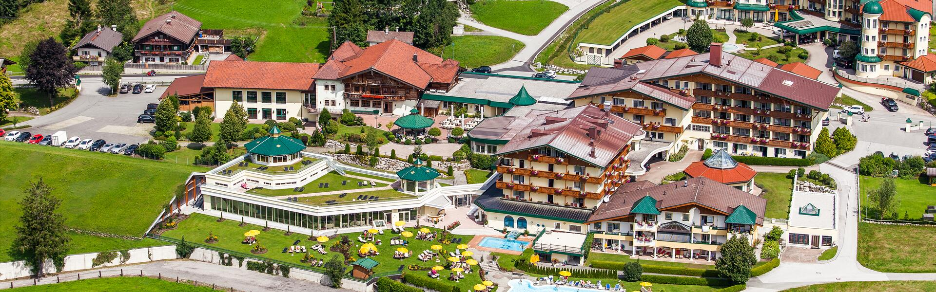 panoramic view hotel seehof walchsee