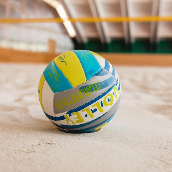 indoor beachvolleyball