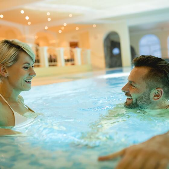 couple wellness holiday kössen