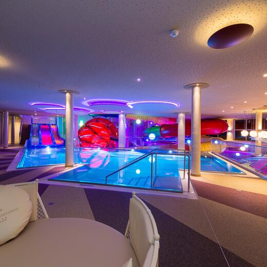 hotel with indoor pool tyrol seehof