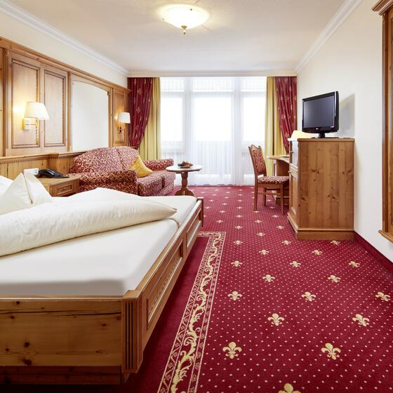 double room hotel walchsee