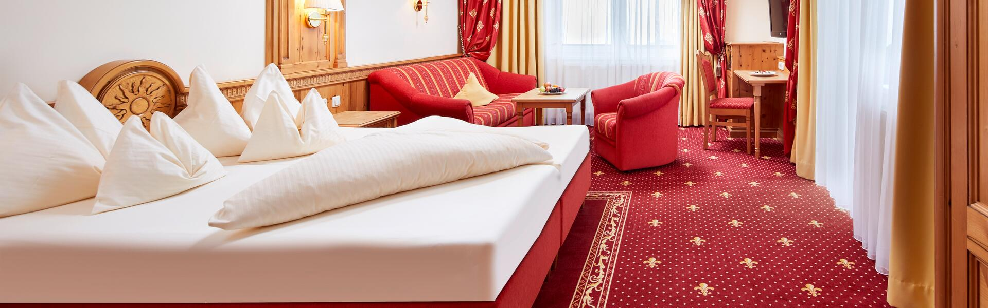 suite family holiday hotel seehof tyrol