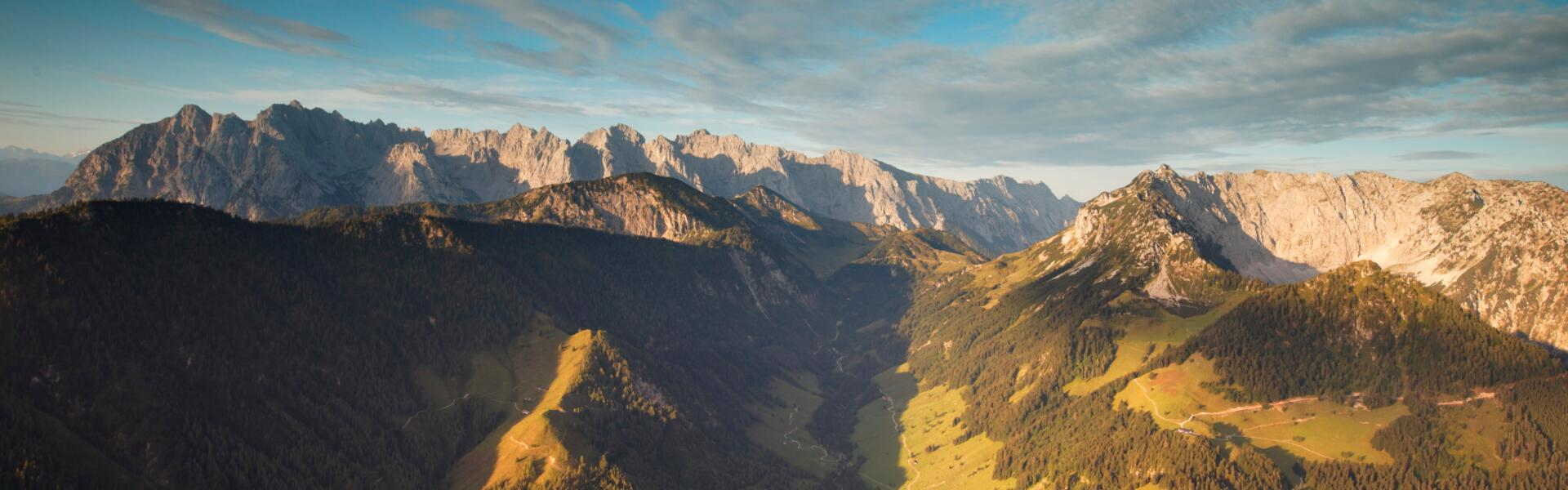 mountains in kaiserwinkl | © Bernhard Bergmann