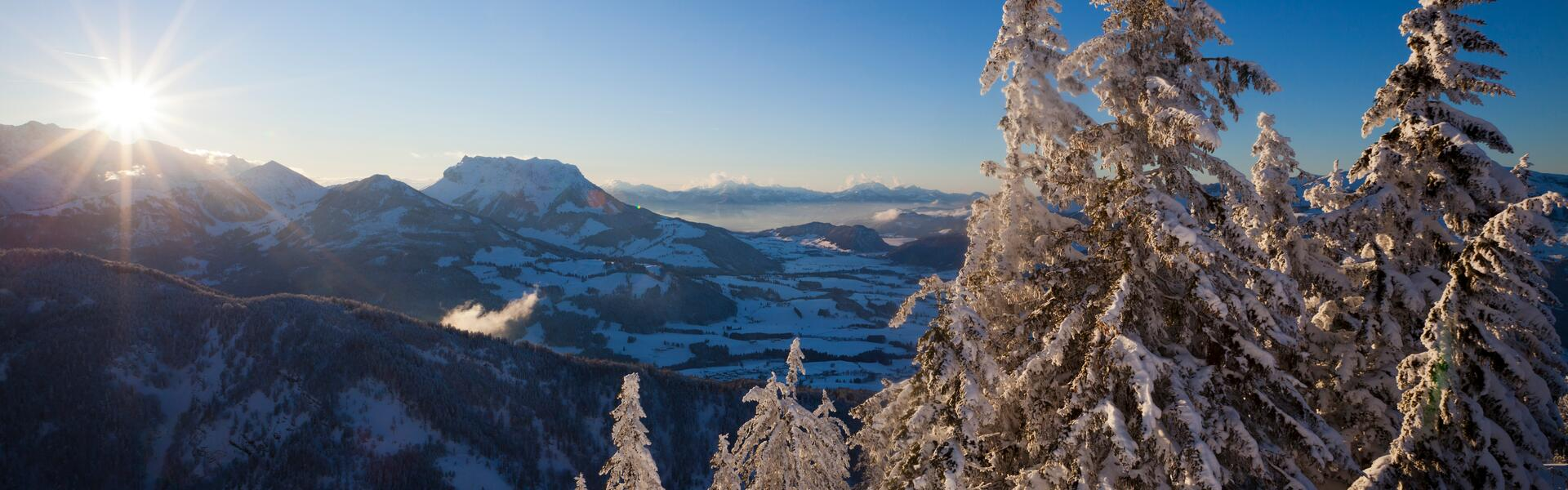 winter holiday tyrol walchsee